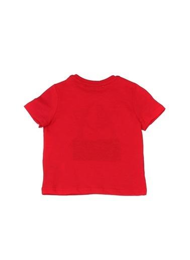 Limon Company Limon Balık Baskılı T-Shirt Kırmızı